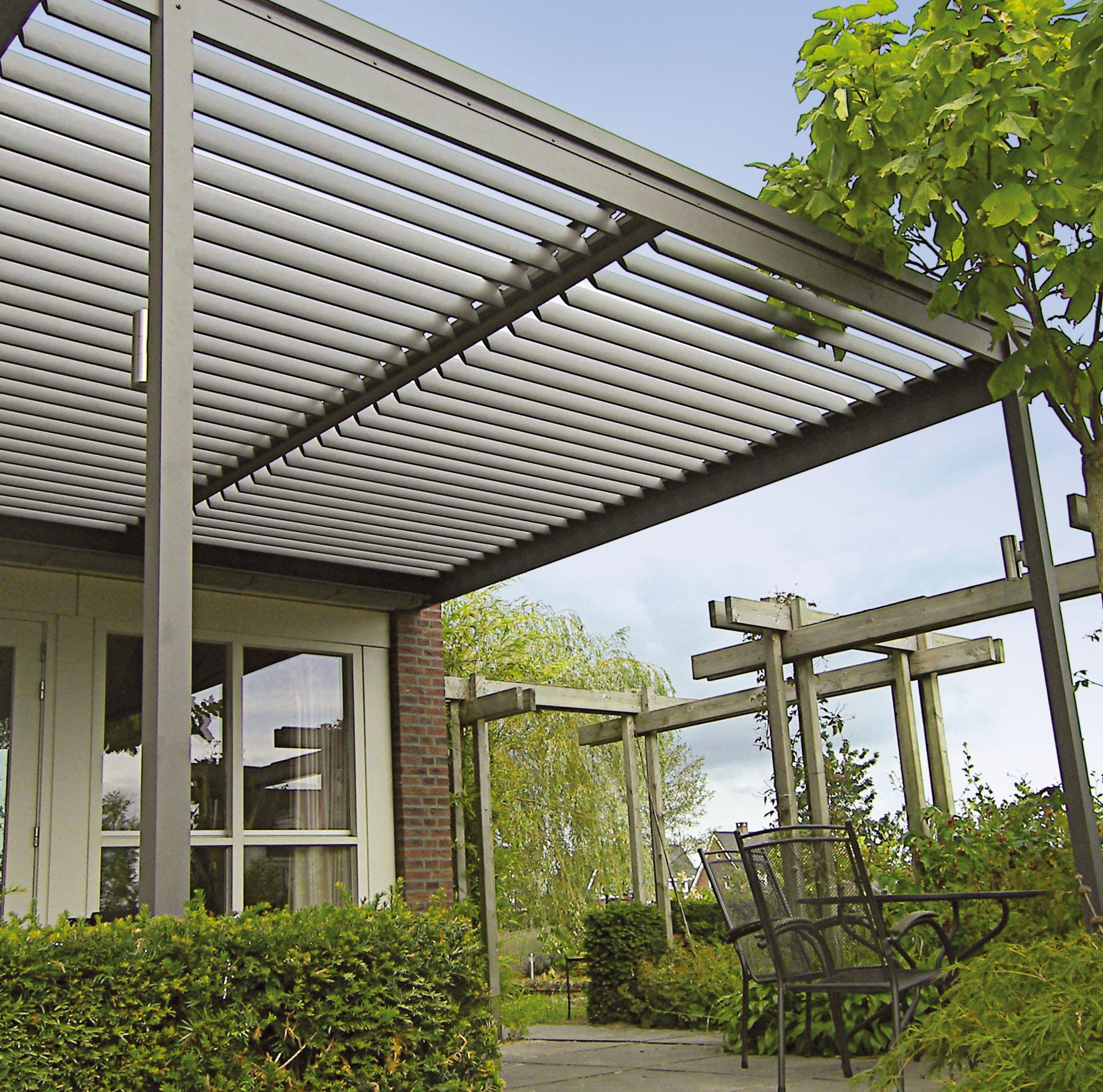 Gehlen zonwering ruim 35 jaar ervaring in limburg - Gordijnen voor overdekt terras ...