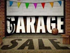 garagesale 1