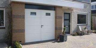 Novoferm Duoport Garagedeur nu met 25% korting