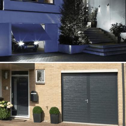 Garagedeuren Gehlen Sectionaaldeuren