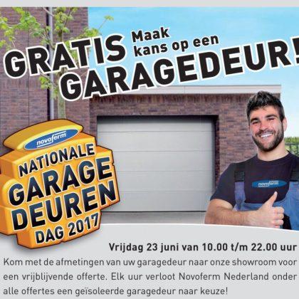 nationale garagedeuren dag
