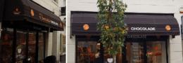 Mooie markies voor Rousseau Chocolade in Roermond