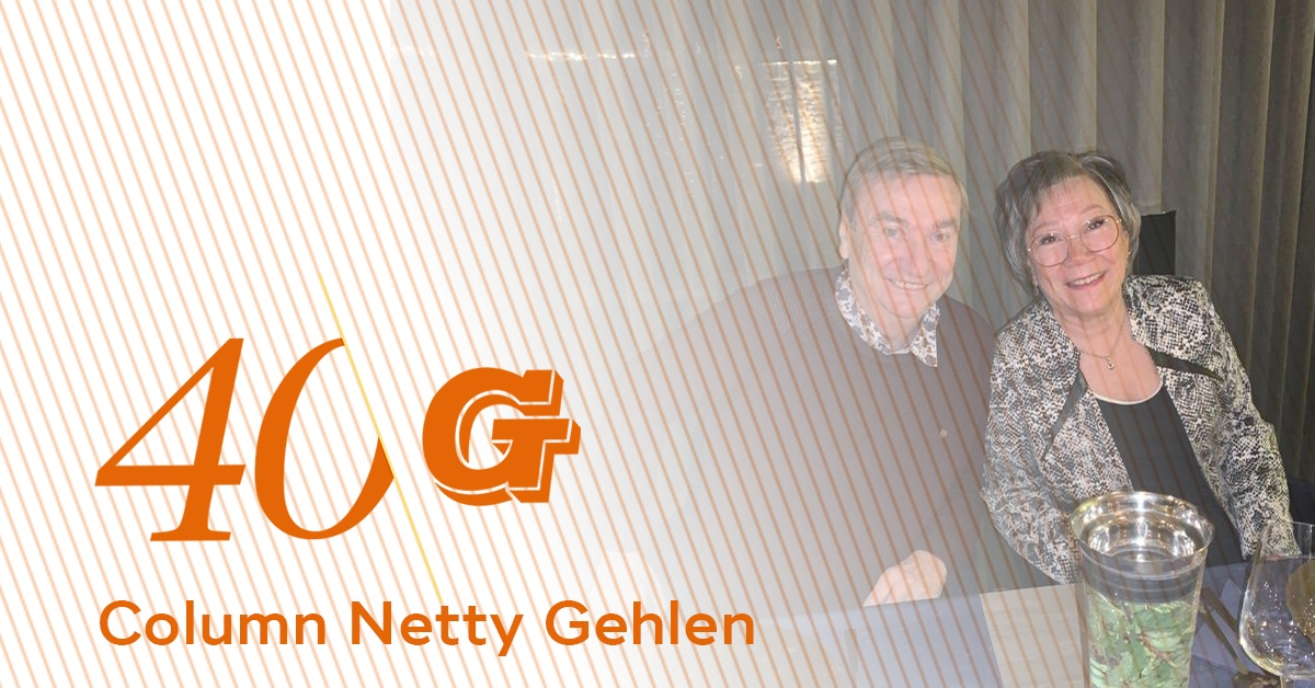 Terugblik met Netty Gehlen: Over de groei van het bedrijf en hoe het openingsfeest in Sittard in het water viel