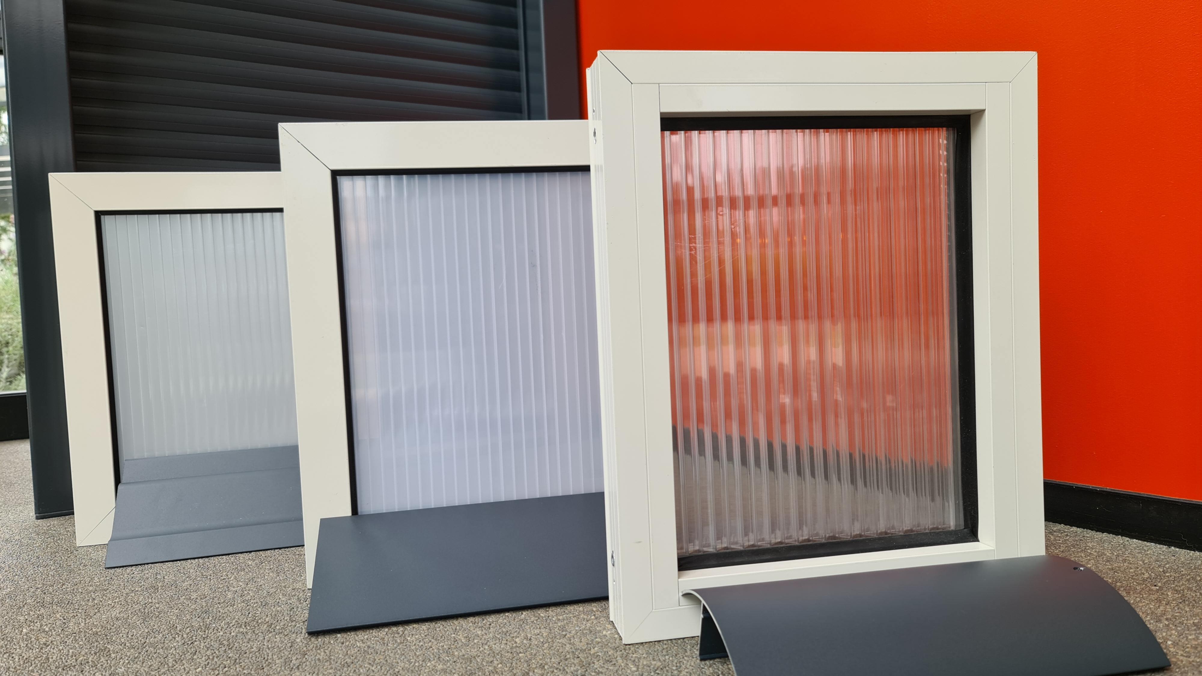 Jubileum-actie: Gratis upgrade naar 'Reflex Pearl' bij aanschaf polycarbonaat terrasoverkapping
